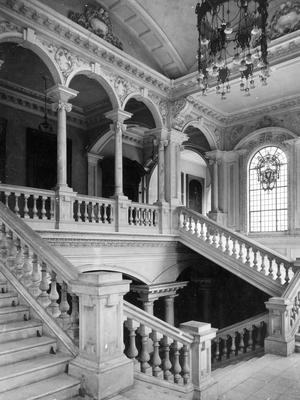 The interior of Belfast City Hall.   BELFAST TELEGRAPH ARCHIVE