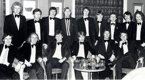 Winners all: Cliftonville's 1979 Irish Cup-winning heroes