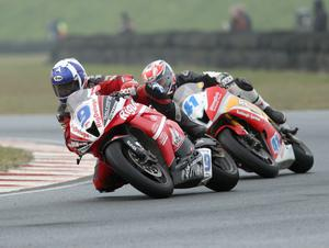 Keith Armor at Bishopscourt last month