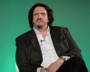 Jay Rayner   (Photo by Anthony Harvey/Getty Images for Advertising Week Europe)