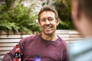 Jonny Wilkinson who is a brand ambassador for Puressentiels Purifying Air Spray and Puressentiels Muscles & Joints range, available from Holland & Barret