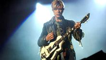 David Bowie, who has died following an 18-month battle with cancer.