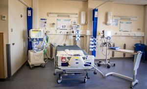 General views showing the new Northern Ireland Nightingale Hospital wards designed to treat coronavirus sufferers at Belfast City Hospital on April 7th 2020 (Photo by Kevin Scott for Belfast Telegraph)