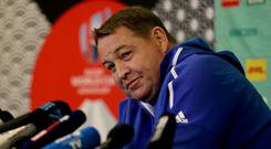 All Blacks coach Steve Hansen has called on northern hemisphere sides to get on board for a global season.