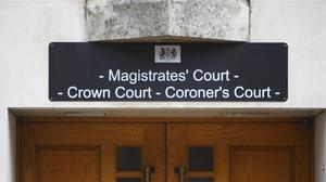 A coroner made Northern Irish legal history yesterday when he held a preliminary hearing by conference call. (Chris Ison/PA)