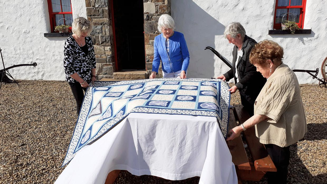 'Carrickmacross Lace has been a quiet living presence for best part of 200 years'