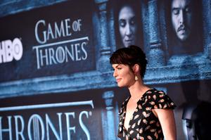 """HOLLYWOOD, CALIFORNIA - APRIL 10:  Actress Lena Headey attends the premiere of HBO's """"Game Of Thrones"""" Season 6 at TCL Chinese Theatre on April 10, 2016 in Hollywood, California.  (Photo by Alberto E. Rodriguez/Getty Images)"""