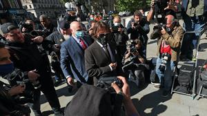 Johnny Depp is giving evidence for the fourth day in his legal action against The Sun newspaper (Yui Mok/PA)