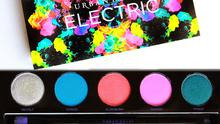 Urban Decay Electric Pressed Pigment Palette, £38. www.debenhams.co.uk  If you fancy standing out from the crowd this summer then this palette packed full of bright colour is what you need. All of the shades are new from Urban Decay who aren't backwards in putting themselves forward.