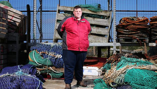 Graham Cully is one of the youngest skippers in Northern Ireland