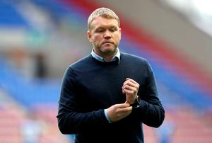 Hull City manager Grant McCann comes to terms with his side's 8-0 defeat at Wigan Athletic.