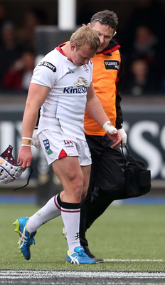 Bad blow: Les Kiss was disappointed with Ulster