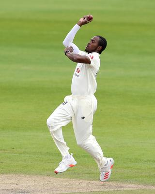 Jofra Archer claimed two early wickets against India (Martin Rickett/PA)