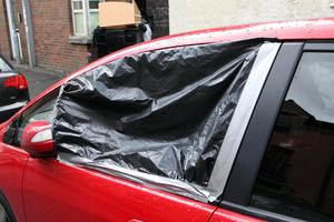 Police in South Belfast investigating damage to four parked cars in the early hours of Thursday 31 August