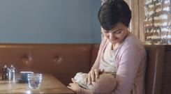 The breastfeeding welcome here scheme was established by the Public Health Agency to make it easier for mums to find supportive places to feed their babies