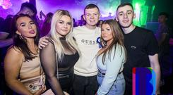 16 Nov 2019 People out at Limelight for AAA Saturdays (Liam McBurney/RAZORPIX)