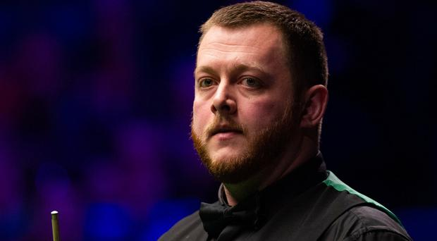 Mark Allen is far from happy with the scheduling of his matches at the Scottish Open.