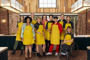 Three stars have made it to the final of Celebrity Best Home Cook (KEO Films/Nicky Johnston/PA)