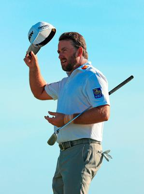 Number one: Graeme McDowell won in Dominican Republic