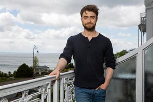 Daniel Radcliffe (C) Wall to Wall Media Ltd - Photographer: Stephen Perry