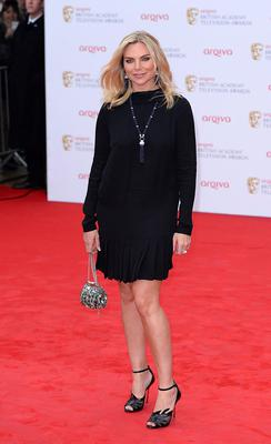 Samantha Womack arriving for the 2013 Arqiva British Academy Television Awards at the Royal Festival Hall, London. PRESS ASSOCIATION Photo. Picture date: Sunday May 12, 2013. See PA story SHOWBIZ Bafta. Photo credit should read: Dominic Lipinski/PA Wire