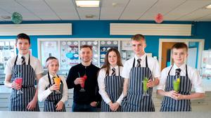Carl Frampton, World Champion Boxer Goes Back to School. The Northern Ireland Council for Integrated Education (NICIE) was delighted to take Carl The Jackal Frampton, World Champion Boxer and NICIE patron to visit Glengormley High today.
