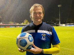 Comeback story: Roy Carroll could make his Irish League return with Dungannon tonight