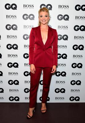 Natalie Dormer during the GQ Men of the Year Awards 2017 held at the Tate Modern, London. PRESS ASSOCIATION Photo. Picture date: Tueday September 5th, 2017. Photo credit should read: Ian West/PA Wire