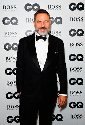 David Walliams during the GQ Men of the Year Awards 2017 held at the Tate Modern, London. PRESS ASSOCIATION Photo. Picture date: Tueday September 5th, 2017. Photo credit should read: Ian West/PA Wire