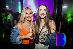 06 Mar 2020 People out at Limelight for Sh*t Disco! (Liam McBurney/RAZORPIX)