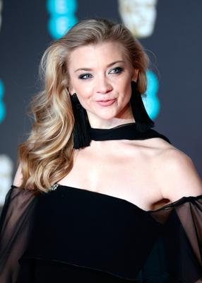 Natalie Dormer attending the EE British Academy Film Awards held at the Royal Albert Hall, Kensington Gore, Kensington, London.  PRESS ASSOCIATION Photo. Picture date: Sunday February 18, 2018. See PA Story SHOWBIZ Bafta. Photo credit should read: Yui Mok/PA Wire.