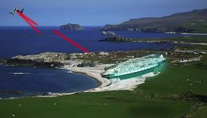 How Malin Head could look on the big screen.