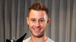 Top award: Jonathan Rea was the Belfast Telegraph Sports Star of the Year 2017