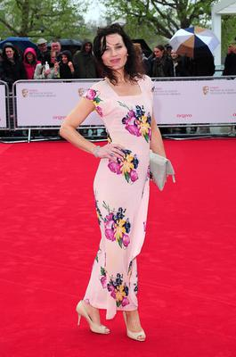 Kate Fleetwood arriving for the 2013 Arqiva British Academy Television Awards at the Royal Festival Hall, London. PRESS ASSOCIATION Photo. Picture date: Sunday May 12, 2013. See PA story SHOWBIZ Bafta. Photo credit should read: Ian West/PA Wire
