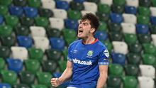 Linfield are hoping they can convince Jimmy Callacher to stay at Windsor Park.