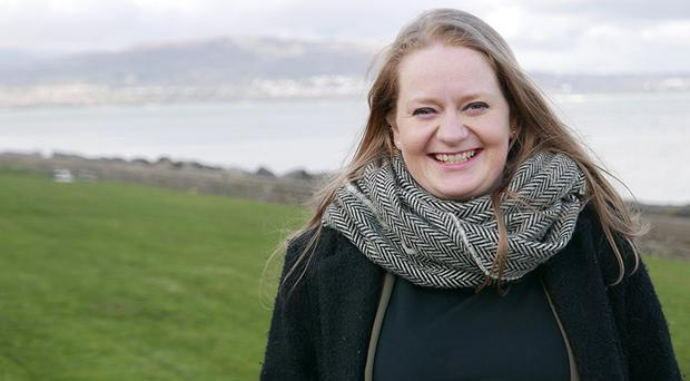 New North Down MLA Rachel Woods.