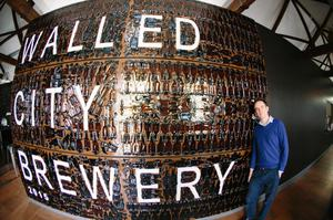 Derry's Walled City Brewery