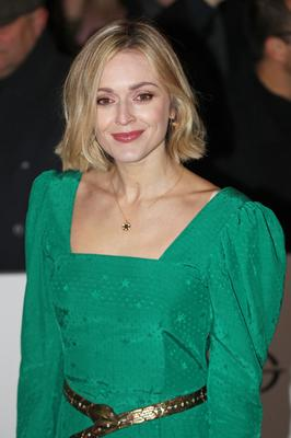 Fearne Cotton also appeared in the video (Jonathan Brady/PA)