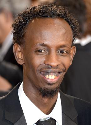 HOLLYWOOD, CA - MARCH 02:  Actor Barkhad Abdi attends the Oscars held at Hollywood & Highland Center on March 2, 2014 in Hollywood, California.  (Photo by Michael Buckner/Getty Images)
