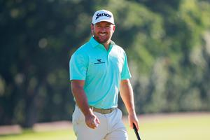 Graeme McDowell is one under after his opening round.