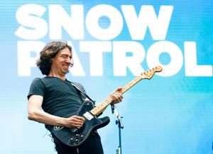 Gary Lightbody of Snow Patrol (Photo by Alexandre Schneider/Getty Images)