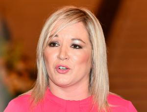 Comments: Michelle O'Neill