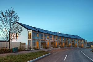 Best Social Housing Prjoect WINNER. Killynure Green, Carryduff by PDP London Architects