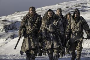 Game of Thrones episode 6 - Beyond the Wall (HBO)