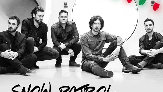 Snow Patrol are also supporting Teenage Cancer Trust (Handout/PA)