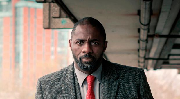 Idris Elba is back as DCI Luther