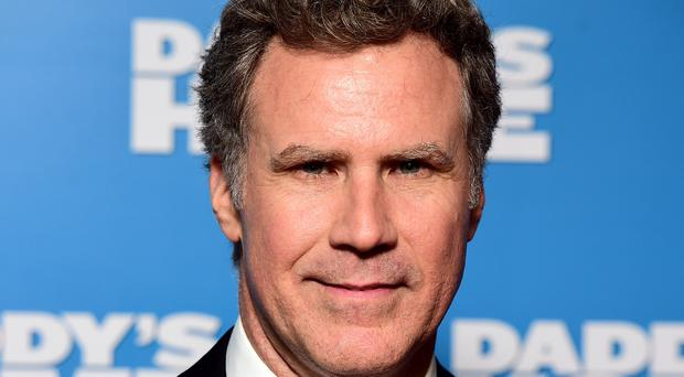Will Ferrell will play an Icelandic singer in the movie (Ian West/PA)