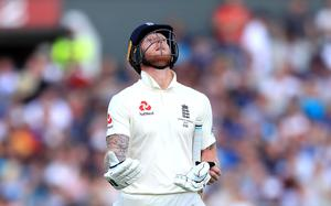 There was no repeat of the Headingley heroics for Ben Stokes (Mike Egerton/PA)