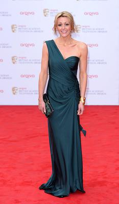 Suranne Jones arriving for the 2013 Arqiva British Academy Television Awards at the Royal Festival Hall, London. PRESS ASSOCIATION Photo. Picture date: Sunday May 12, 2013. See PA story SHOWBIZ Bafta. Photo credit should read: Dominic Lipinski/PA Wire