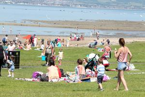 Summer time in Northern Ireland. Picture by Jonathan Porter/PressEye.com